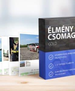 ÉLMÉNYBOX - GOLD