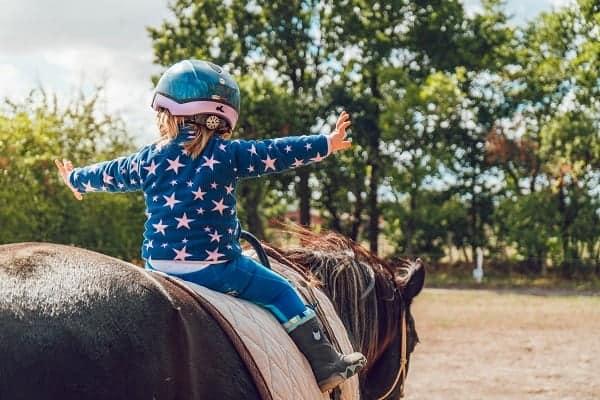 lovaglás élmény